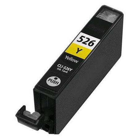 526 – Cartouche D'encre Compatible Canon CLI-526Y – 4543B001 – CLI526 – Jaune