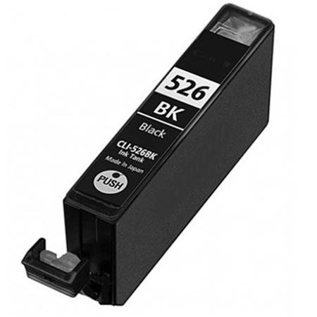 526 – Cartouche D'encre Compatible Canon CLI-526BK – 4540B001 – CLI526 – Noir