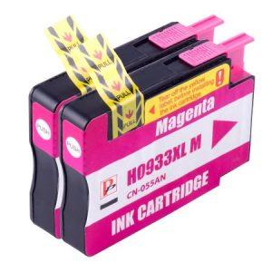 933 – Cartouche D'encre équivalent HP-933XL-CN055AE Compatible (HP933) MAGENTA XL