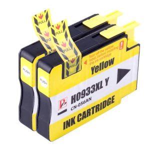 933 – Cartouche D'encre équivalent HP-933XL-CN056AE Compatible (HP933) JAUNE XL