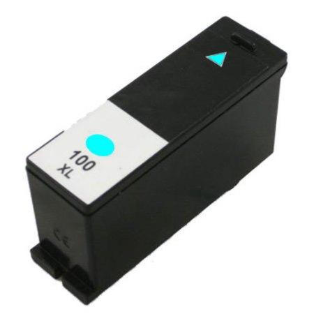 100 – Cartouche D'encre Compatible Lexmark 100 XL 14N1069E – Cyan XL