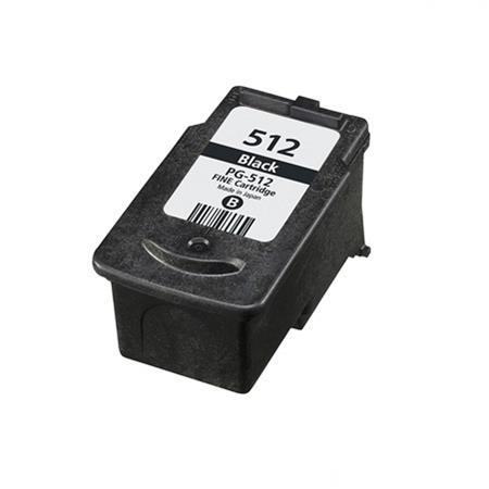512 – Cartouche D'encre Compatible Canon PG-512 – PG512 – Noir Xl