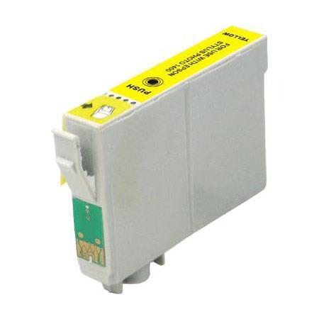 Epson T1004 - Rhinocéros - Jaune