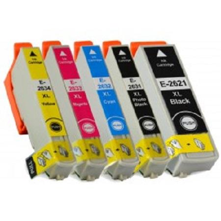 epson-pack-t2636-n26xl-pack-de-5-cartouches-compatibles
