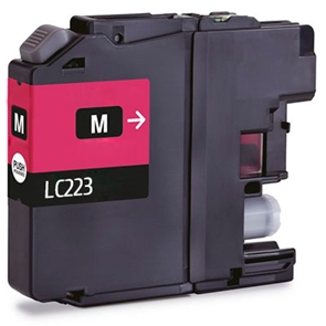 Cartouche D'encre Compatible Brother LC 223M – LC223 – Magenta