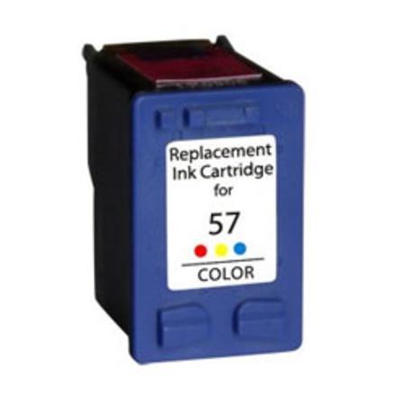 57 – Cartouche D'encre Compatible HP 57 – C6657A – HP57 – Tricolor