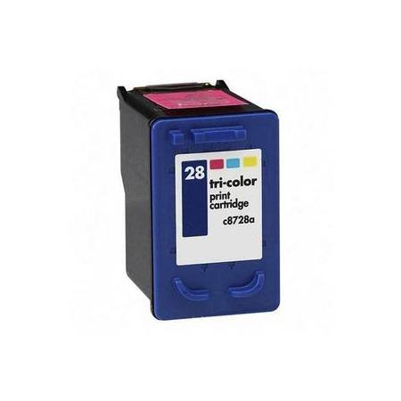 28 – Cartouche équivalent HP-28-C8728A (HP28) Compatible TRICOLOR