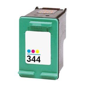344 – Cartouche D'encre équivalent HP-344-C9363EE Compatible (HP344) TRICOLOR