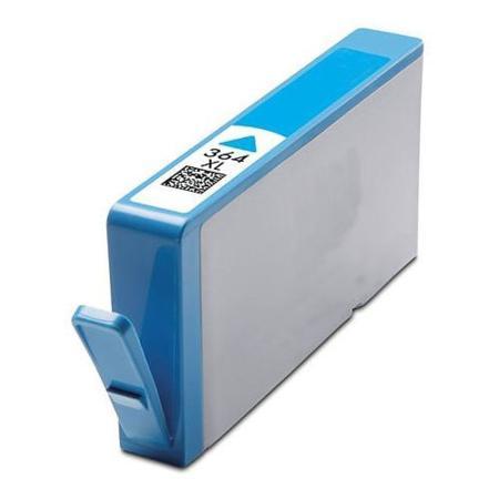 Cartouche Compatible HP364XL – CB323EE – CN685EE – HP364 – Cyan XL