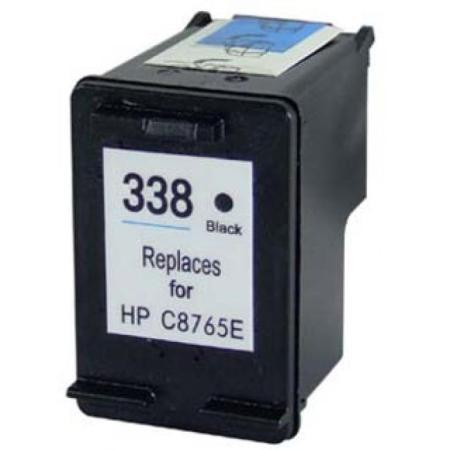 Cartouche D'encre Compatible HP 338 – C8765EE – HP338 – Noir