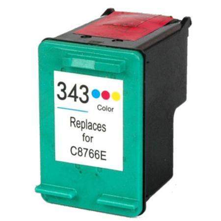 Cartouche D'encre Compatible HP 343 – C8766EE – HP343 – Tricolor
