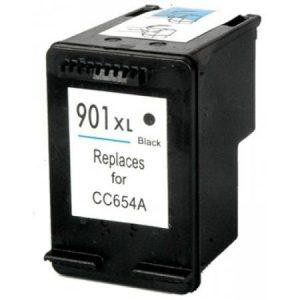 901 – Cartouche D'encre équivalent HP-901XL-CC654AE Compatible (HP901) NOIR XL