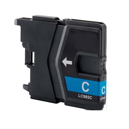 985 – Cartouche D'encre Compatible Brother LC-985C – LC985 – Cyan