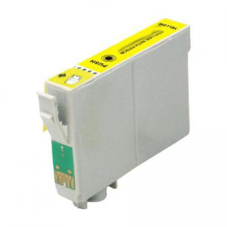 Cartouche D'encre Compatible Epson T1284 – Renard – Jaune