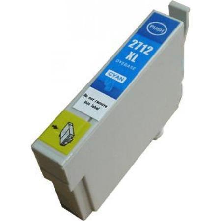Cartouche D'encre Compatible Epson T2712 – Réveil – Cyan XL