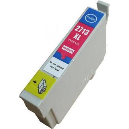 Cartouche D'encre Compatible Epson T2713 – Réveil – Magenta XL