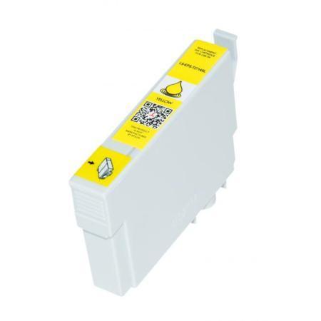 2714-Cartouche d'encre équivalent EPSON T2714 XL compatible JAUNE XL