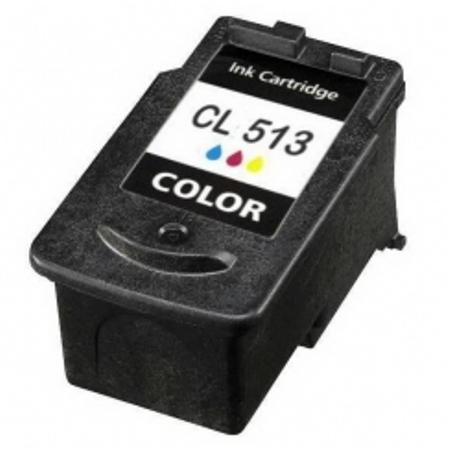 513 – Cartouche Compatible Canon CL-513 – 2971B001 – CL513 – Tricolor XL