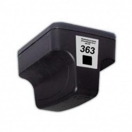 Cartouche D'encre Compatible HP 363 – C8721EE – HP363 – Noir XL