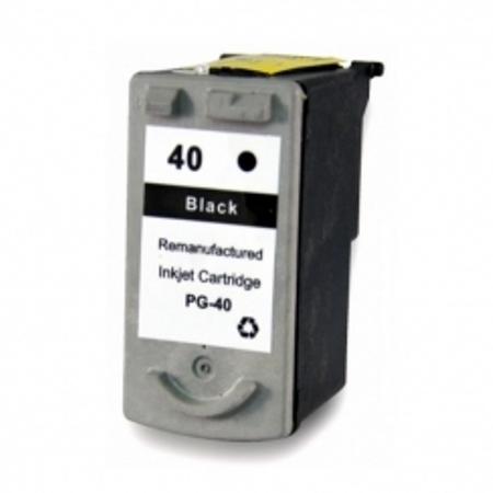40 – Cartouche Compatible Canon PG-40 – 0615B001 – PG40 – Noir