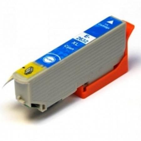 Cartouche D'encre Compatible Epson T2632 – Ours Polaire – Cyan XL