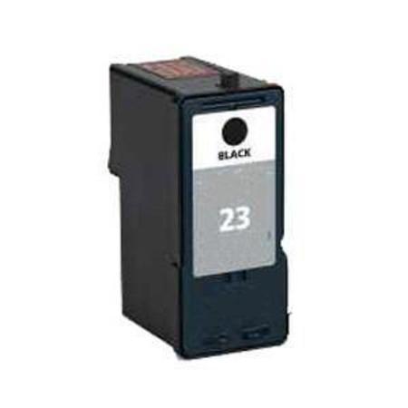 Cartouche D'encre Compatible Lexmark 23 – 018C1523E – 018C1623E – Noir