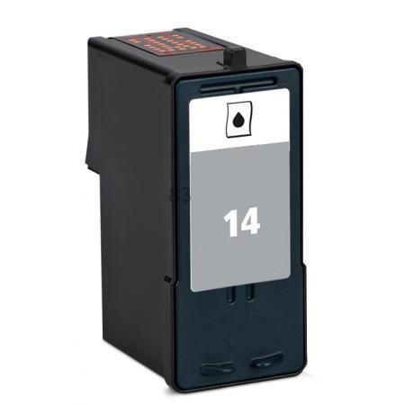 14 – Cartouche Compatible Lexmark 018C2090E – 018C2080E – Noir