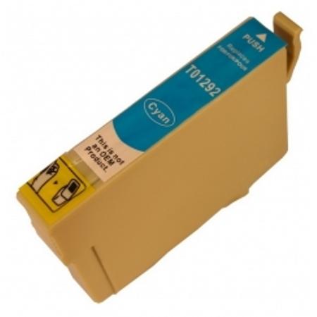 Cartouche D'encre Compatible Epson T1292 – Pomme – Cyan