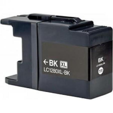 1280 – Cartouche D'encre Compatible Brother LC 1280XLBK – LC1280 – Noir