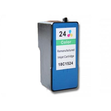 24 – Cartouche D'encre Compatible Lexmark 24 – 018C1524E – Tricolor