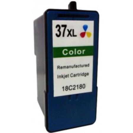 37 – Cartouche D'encre Compatible Lexmark 37XL 018C2180E – 018C2200E – Tricolor