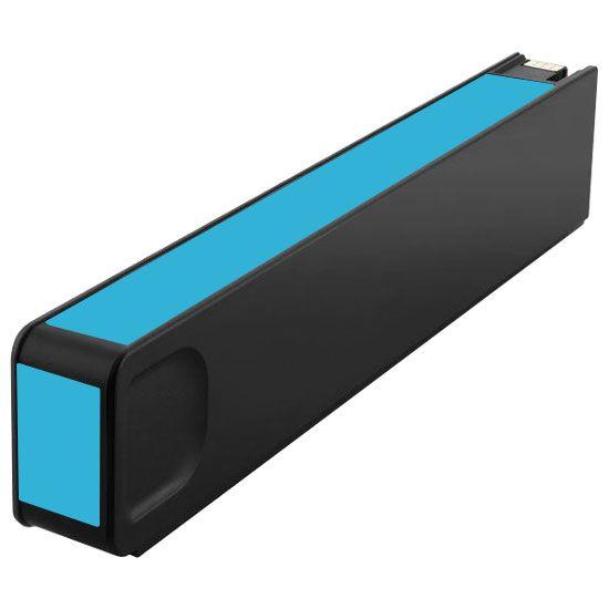 971 - Cartouche d'encre équivalent HP-970Xl-CN626A compatible (HP971) CYAN XL