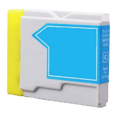 Cartouche D'encre Compatible Brother LC-970C – LC970 – Cyan
