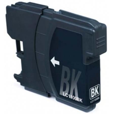 Cartouche D'encre Compatible Brother LC-980BK – LC980 – Noir