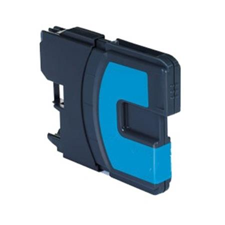 Cartouche D'encre Compatible Brother LC-980C – LC980 – Cyan