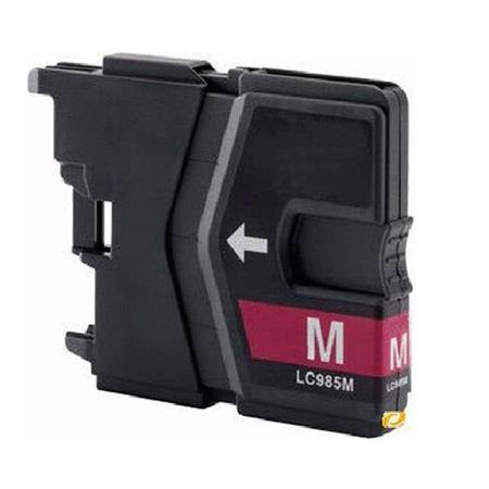 Cartouche D'encre Compatible Brother LC-985M – LC985 – Magenta