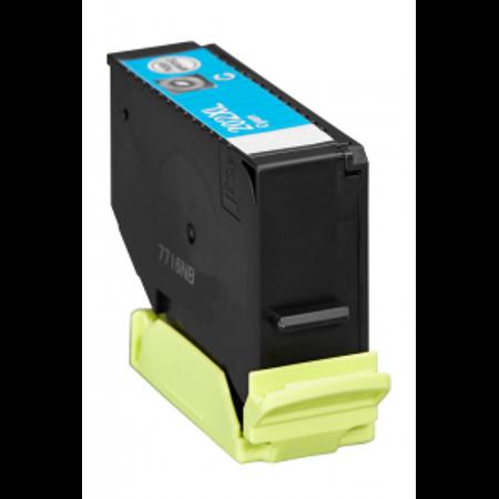 Cartouche D'encre Compatible Epson 202 C – Kiwi – C13T02H24010 – Cyan XL