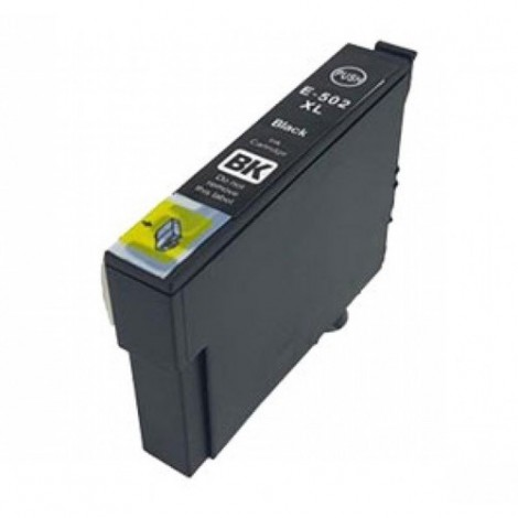502 – Cartouche D'encre Compatible Epson 502 XL – Jumelles – Noir