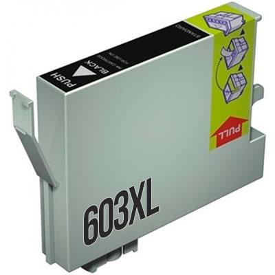 603 – Cartouche D'encre Compatible Epson 603 XL – Étoile De Mer – Noir XL