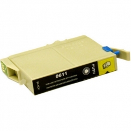 Cartouche D'encre Compatible Epson T0611 – Ourson – Noir