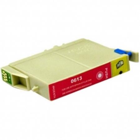 Cartouche D'encre Compatible Epson T0613 – Ourson – Magenta