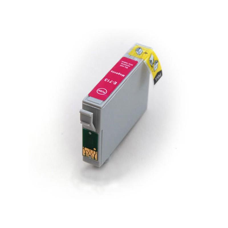 Cartouche Compatible Epson T0712 – T0893 – Guépard Et Singe – Magenta