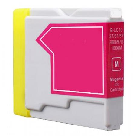 970 – Cartouche D'encre Compatible Brother LC-970M  – LC970 – Magenta