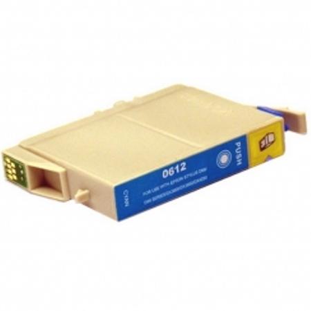 Cartouche D'encre Compatible Epson T0612 – Ourson – Cyan