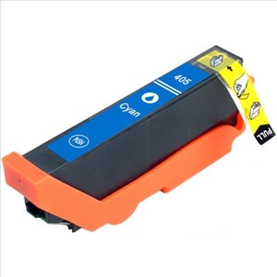 405 – Compatible Epson 405 – Valise – Cyan XL C13T05H24010 – C13T05G24010