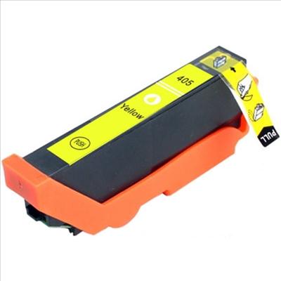 405 – Compatible Epson 405 – Valise – Jaune XL C13T05H44010 – C13T05G44010