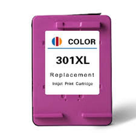 301 – Cartouche Compatible HP 301 XL CH564EE – HP301 Tricolor XL