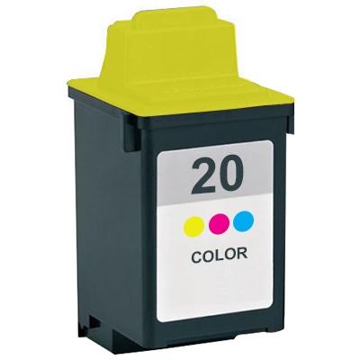 Cartouche D'encre Compatible Lexmark 15M0120 – 3 Couleurs XL