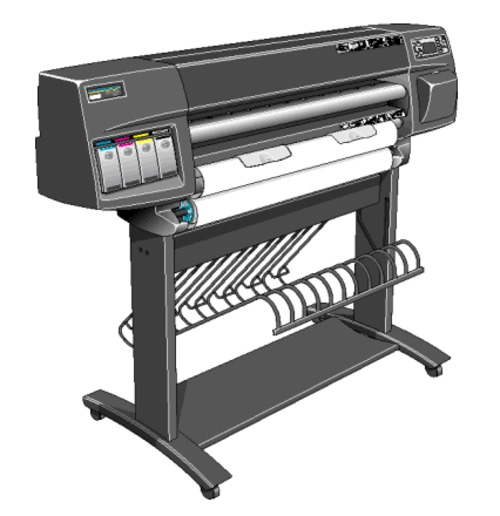 Imprimante HP DesignJet 1050c